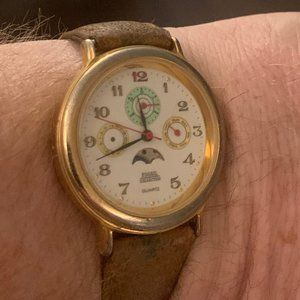 Rare Vintage Fossil 'Fashion In Time' Watch